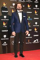 Jorge Torregrossa attends the Feroz Cinema Awards 2015 at Las Ventas, Madrid,  Spain. January 25, 2015.(ALTERPHOTOS/)Carlos Dafonte) /NortePhoto<br /> <br /> nortePhoto.com