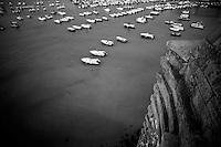 Otranto - Salento - Porto visto dai bastioni