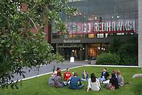07212011 - Summer Orientation, Session 4, Day 1, Redhawk Social