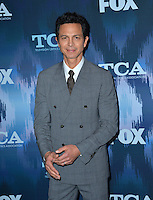 Benjamin Bratt at the Fox Winter TCA 2017 All-Star Party at the Langham Huntington Hotel, Pasadena, USA 11th January  2017<br /> Picture: Paul Smith/Featureflash/SilverHub 0208 004 5359 sales@silverhubmedia.com