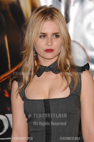 "Alison Lohman at the Los Angeles premiere of her new movie ""Beowulf"" at the Mann Village Theatre, Westwood, CA..November 6, 2007  Los Angeles, CA.Picture: Paul Smith / Featureflash"