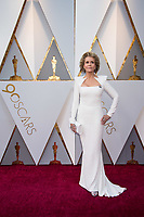 Jane Fonda arrives for the live ABC Telecast of The 90th Oscars&reg; at the Dolby&reg; Theatre in Hollywood, CA on Sunday, March 4, 2018.<br /> *Editorial Use Only*<br /> CAP/PLF/AMPAS<br /> Supplied by Capital Pictures