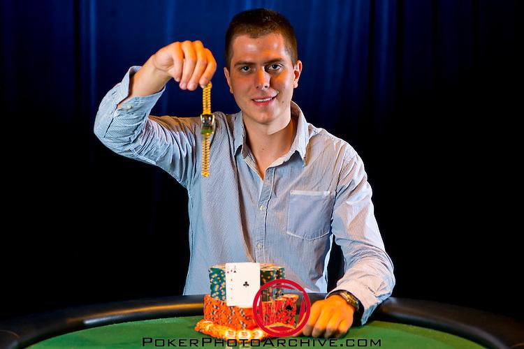 EVent 42 WSOP Gold Bracelet Winner Norbert Szecsi