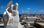 Old San Juan Cemetery, Puerto Rico