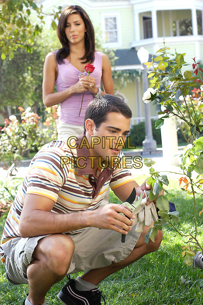 "EVA LONGORIA & JESSE METCALFE.in Desperate Housewives.""Ah, But Underneath"" .*Editorial Use Only*.www.capitalpictures.com.sales@capitalpictures.com.Supplied by Capital Pictures."