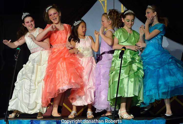 Disney's The Little Mermaid Jr. presented by Stopher Elementary
