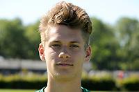 GRONINGEN - Presentatie FC Groningen o23, seizoen 2018-2019,   30-06-2018,  Mees Grootjes