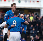 150214 Ayr Utd v Rangers