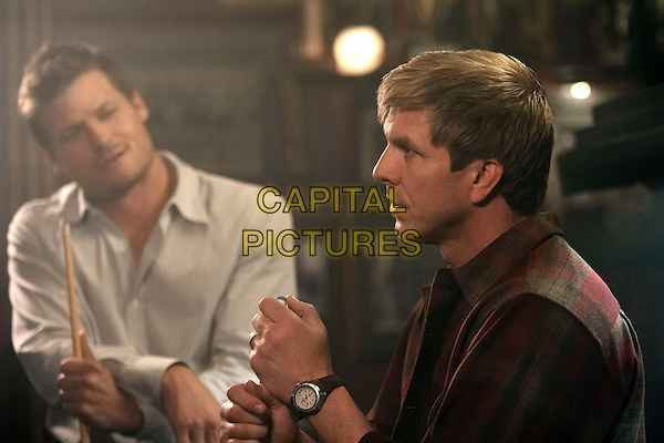 BAILEY CHASE & KENNY JOHNSON.in Saving Grace .**Filmstill - Editorial Use Only**.CAP/FB.Supplied by Capital Pictures