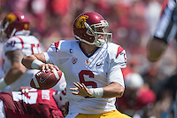 Stanford Football vs USC, Sept. 6, 2014
