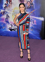 Jenna Ortega at the premiere for &quot;Ready Player One&quot; at The Dolby Theatre, Los Angeles, USA 26 March 2018<br /> Picture: Paul Smith/Featureflash/SilverHub 0208 004 5359 sales@silverhubmedia.com