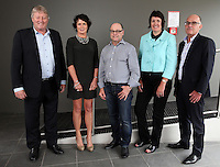 11.12.2014 CEO and Chairs of the Zones and NNZ in Auckland. Mandatory Photo Credit ©Michael Bradley.