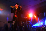 Bradley Cole with the Bradley Cole band, Gina Tognoni hosts with Kim Zimmer, Mandy Bruno Kristen Alderson, Brittany Underwood, Kelley Missal, Jason Tam, Saundra Santiago, Karla Mosley, Trent Dawson, David Gregory sang at the 9th Annual Rock Show for Charity to benefit the American Red Cross of Greater New York on October 9, 2010 at the American Red Cross Headquarters, New York City, New York. (Photos by Sue Coflin/Max Photos)
