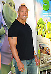 Dwayne Johnson at The Columbia Pictures' L.A. Premiere of Planet 51 held at The Mann's Village Theatre in Westwood, California on November 14,2009                                                                   Copyright 2009 DVS / RockinExposures