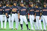 Shinnosuke Abe (JPN), .MARCH 2, 2013 - WBC : .2013 World Baseball Classic .1st Round Pool A .between Japan 5-3 Brazil .at Yafuoku Dome, Fukuoka, Japan. .(Photo by YUTAKA/AFLO SPORT)
