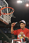 Shingo Okada (Phoenix), MAY 22th, 2011 - Basketball : bj-league 2010-2011 Season Playoff Final4, Final Match between Hamamatsu Higashimikawa Phoenix 82-68 Ryukyu Golden Kings at Ariake Coliseum, Tokyo, Japan. (Photo by Atsushi Tomura/AFLO SPORT/bj-league) [1035]