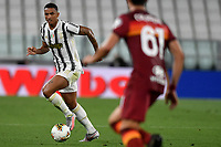 Danilo Luiz da Silva of Juventus during the Serie A football match between Juventus FC and AS Roma at Juventus stadium in Turin (Italy), August 1st, 2020. Play resumes behind closed doors following the outbreak of the coronavirus disease. Photo Andrea Staccioli / Insidefoto