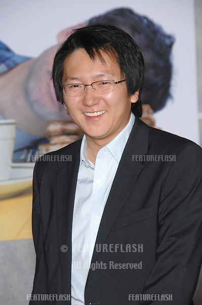 "Masi Oka at the world premiere of ""Dan in Real Life"" at the El Capitan Theatre, Hollywood..October 25, 2007  Los Angeles, CA.Picture: Paul Smith / Featureflash"