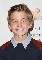 29 October 2017 - Culver City, California - Parker Bates. Elizabeth Glaser Pediatric AIDS Foundation's 28th Annual 'A Time For Heroes' Family Festival helming at Smashbox Studios. Photo Credit: F. Sadou/AdMedia