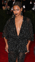 "NEW YORK CITY, NY, USA - MAY 05: Beyonce at the ""Charles James: Beyond Fashion"" Costume Institute Gala held at the Metropolitan Museum of Art on May 5, 2014 in New York City, New York, United States. (Photo by Xavier Collin/Celebrity Monitor)"