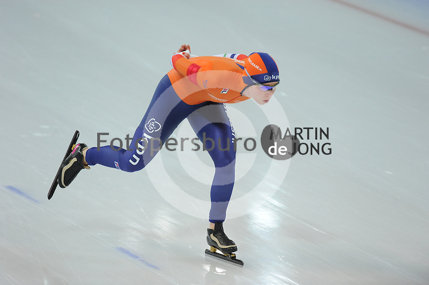 SPEED SKATING: HAMAR: Vikingskipet, 04-03-2017, ISU World Championship Allround, 3000m Ladies, Antoinette de Jong (NED), ©photo Martin de Jong