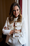 Pastora Soler attends to 'La Calma' live show presentation at Westin Palace Hotel in Madrid, Spain. October 03, 2018. (ALTERPHOTOS/A. Perez Meca)