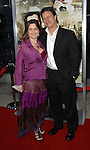 Director Gavin Hood and his wife at the Los Angeles premiere of Rendition held at the Academy of Motion Picture Arts and Sciences Beverly Hills, Ca. October 10, 2007. Fitzroy Barrett