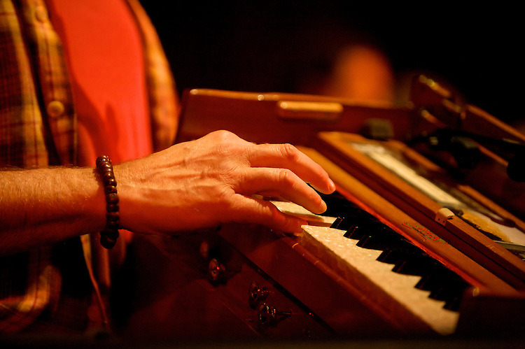 Chanting evening with Krishna Das in Buenos Aires, Argentina.