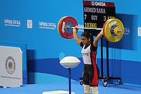WR Nanjing 2014 Halterofilia damas -63kg