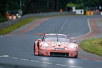 #92 PORSCHE GT TEAM (DEU) PORSCHE 911 RSR GTE PRO MICHAEL CHRISTENSEN (DNK) KEVIN ESTRE (FRA) LAURENS VANTHOOR (BEL)