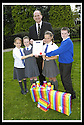06/09/2007       Copyright Pic: James Stewart.File Name : sp_jspa02_weather_comp.SCOTTISH POWER : ROYAL METEOROLOGICAL SOCIETY : 2007 SCHOOLS WEATHER COMPETITION .ALAN KELLY OF SCOTTISH POWER PRESENTS THE PUPILS FROM KING'S OAK PRIMARY SCHOOL, GREENOCK, WITH THEIR CERTIFICATE AND PRIZES AFTER THEY WON THE ROYAL METEOROLOGICAL SOCIETY'S, 2007 SCHOOLS WEATHER COMPETITION, SPONSORED BY SCOTTISH POWER... THE PUPILS ARE LtoR JENNA HOLMES (10), SEONAID MCLAUGHLAN (9), REBECCA KEMP (10) AND KYLE LINDSAY (10).....James Stewart Photo Agency 19 Carronlea Drive, Falkirk. FK2 8DN      Vat Reg No. 607 6932 25.Office     : +44 (0)1324 570906     .Mobile   : +44 (0)7721 416997.Fax         : +44 (0)1324 570906.E-mail  :  jim@jspa.co.uk.If you require further information then contact Jim Stewart on any of the numbers above........