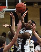 Royal Oak Shrine at Bloomfield Hills Cranbrook Kingswood, Boys Varsity Basketball, 1/24/12
