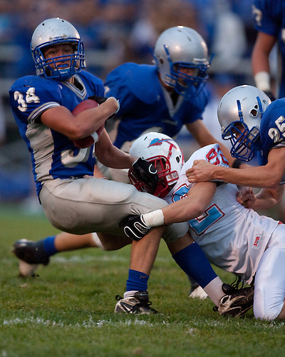 Saint Joseph's High School Football 2009.St. Joe vs. Marian