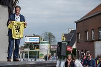 Race winner's 'Flemish Champion' jersey. <br /> <br /> 103th Kampioenschap van Vlaanderen 2018 (UCI 1.1)<br /> Koolskamp &ndash; Koolskamp (186km)