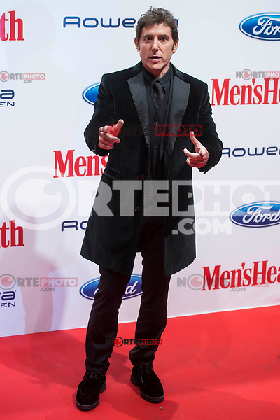 Manel Fuentes attends to Men's Health awards 2017 photocall at Goya Theater in Madrid, Spain. November 20, 2017. (ALTERPHOTOS/Borja B.Hojas) /NortePhoto.com