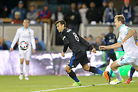 San Jose, CA - Saturday April 08, 2017: Chris Wondolowski  during a Major League Soccer (MLS) match between the San Jose Earthquakes and the Seattle Sounders FC at Avaya Stadium.