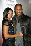"HOLLYWOOD, CA. - October 06: Regina Hall and Jamie Foxx arrive at the Los Angeles premiere of ""Law Abiding Citizen"" at Grauman's Chinese Theatre on October 6, 2009 in Hollywood, California."