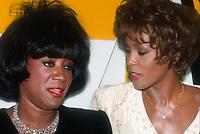 Patti LaBelle, Whitney Houston, 1998, Photo By John Barrett/PHOTOlink
