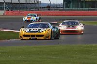 #56 AT RACING (AUT) FERRARI F458 ITALIA ALEXANDER TALKANITSA JR (BLR) ALEXANDER TALKANITSA (BLR) PIERRE KAFFER (DEU)