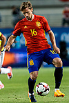 Nacho Monrreal of Spain during the friendly match between Spain and Colombia at Nueva Condomina Stadium in Murcia, jun 07, 2017. Spain. (ALTERPHOTOS/Rodrigo Jimenez)