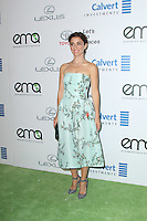 BURBANK, CA - OCTOBER 22: Shiri Appleby attends the Environmental Media Association 26th Annual EMA Awards Presented By Toyota, Lexus And Calvert at Warner Bros. Studios on October 22, 2016 in Burbank, California (Credit: Parisa Afsahi/MediaPunch).