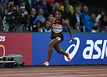 Anthonique STRACHAN (BAH) in the womens 200m heats. IAAF world athletics championships. London Olympic stadium. Queen Elizabeth Olympic park. Stratford. London. UK. 08/08/2017. ~ MANDATORY CREDIT Garry Bowden/SIPPA - NO UNAUTHORISED USE - +44 7837 394578