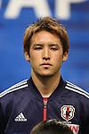 Hajime Hosogai (JPN), .FEBRUARY 6, 2013 - Football / Soccer : .KIRIN Challenge Cup 2013 Match between Japan 3-0 Latvia .at Home's Stadium Kobe in Hyogo, Japan. .(Photo by Akihiro Sugimoto/AFLO SPORT)