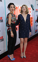 www.acepixs.com<br /> <br /> August 3 2017, LA<br /> <br /> Jenny Slate and Olivia Nita arriving at the premiere of Amazon's 'Comrade Detective' at the ArcLight Hollywood on August 3, 2017 in Hollywood, California<br /> <br /> By Line: Peter West/ACE Pictures<br /> <br /> <br /> ACE Pictures Inc<br /> Tel: 6467670430<br /> Email: info@acepixs.com<br /> www.acepixs.com