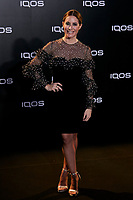 Ainhoa Arbizu attends to IQOS3 presentation at Palacio de Cibeles in Madrid, Spain. February 13, 2019. (ALTERPHOTOS/A. Perez Meca) /NortePhoto.com