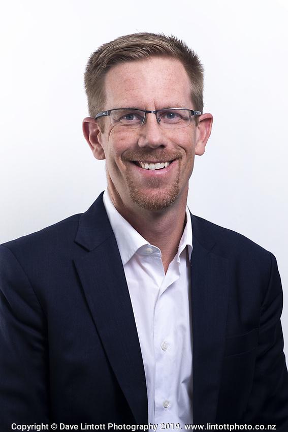 Jeff Brandt. EduPay senior leadership team photos in Wellington, New Zealand on Saturday, 17 September 2019. Photo: Dave Lintott / lintottphoto.co.nz