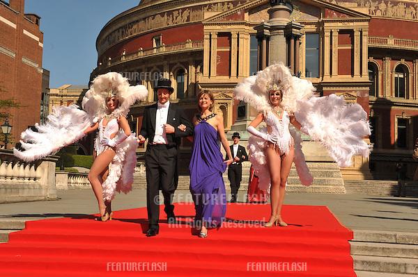 Katie Derham launch the Proms 2010 at the Royal Albert Hall, Kensington, London. 22/04/2010  Picture by: Steve Vas / Featureflash