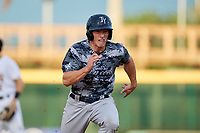 Tampa Yankees center fielder Jeff Hendrix (31) running the bases during the second game of a doubleheader against the Bradenton Marauders on June 14, 2017 at LECOM Park in Bradenton, Florida.  Tampa defeated Bradenton 5-1.  (Mike Janes/Four Seam Images)