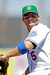 17 March 2007: New York Mets third baseman David Wright signs autographs prior to facing the Washington Nationals on St. Patrick's Day at Tradition Field in Port St. Lucie, Florida...Mandatory Photo Credit: Ed Wolfstein Photo