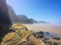 Hug Point State Recreation Site, Oregon Coast
